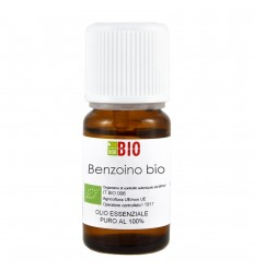 Benzoino Olio essenziale Bio 10ml - 100% Puro