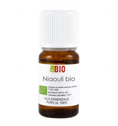 Olio essenziale puro Niaouli