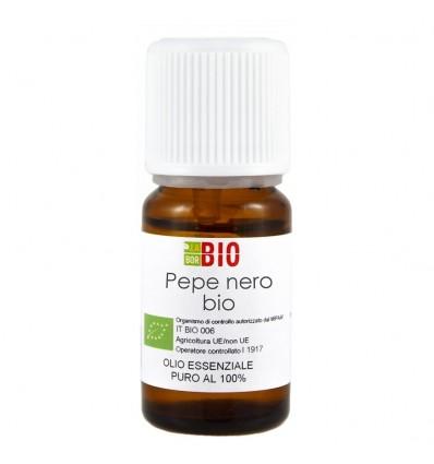 Olio essenziale puro Pepe Nero