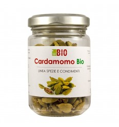Cardamomo verde frutti Bio - 30G