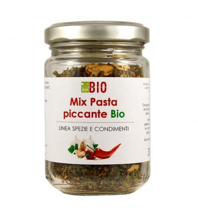 Mix condimento Pasta Piccante barattolo vetro