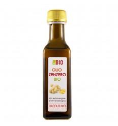 Olio aromatizzato Zenzero Bio - 100ml
