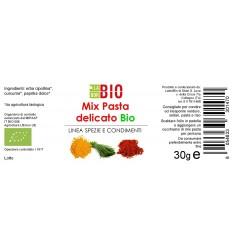Mix condimento Pasta Delicato barattolo vetro etichetta